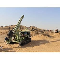 钻机_龙业机械(认证商家)_水井钻机视频图片