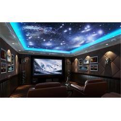 家庭影院装修方案、家和暖通服务优良、永康家庭影院图片