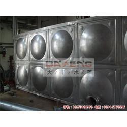 大丰水箱(多图)、不锈钢保温水箱、长春不锈钢水箱图片