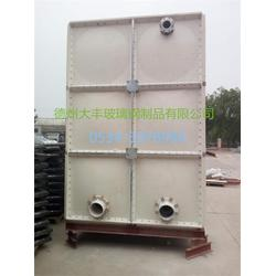 黑龙江装配式水箱、大丰水箱(在线咨询)、1立方装配式水箱图片