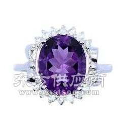 紫晶半成品厂家1-立金珠宝图片