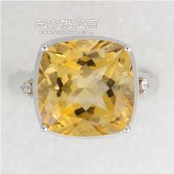 黄晶半成品OEM加工6-立金珠宝图片