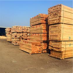 岚山永荣木材厂 辐射松方木生产厂家-辐射松方木图片