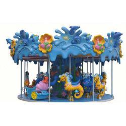 金山游乐机械(图)|旋转木马玩具|旋转木马图片