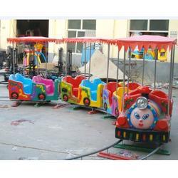 金山游乐机械、轨道小火车游乐设备、轨道小火车图片