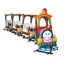轨道火车 金山游乐机械 大型玩具轨道火车图片