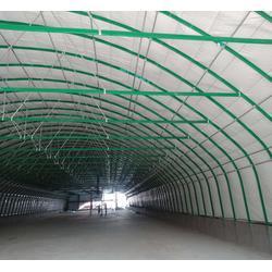 冬暖式养殖大棚|华翔养殖设备定做|鄂州大棚图片