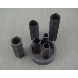 和田异型钢管 高德金属供 椭圆形异型钢管厂家