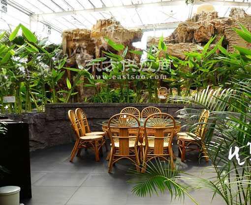 生态餐厅温室大棚设计方案批发