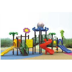 幼儿园儿童滑梯,大型滑梯厂家游乐设施生产厂家奥通体育器材图片