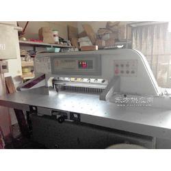 供应二手对开切纸机中江利通液压数显机含两把刀图片