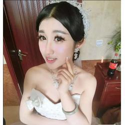 洛可可婚纱造型工作室,沈阳新娘化妆,新娘化妆图片