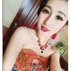 洛可可(图)、沈河区新娘化妆盘头、新娘化妆图片