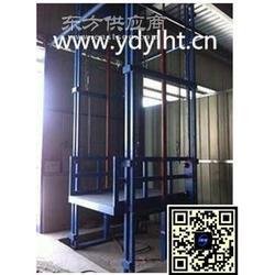 导轨式升降货梯_众泰液压升降机货梯汽车展示台设计图片