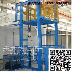 升降货梯-导轨式升降货梯集装箱登车桥表图片