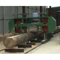 江峰重工(图)|木工卧式带锯机|卧式带锯机图片