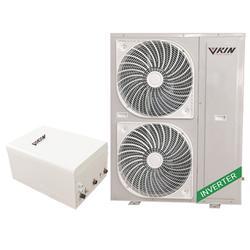 变频空气源热泵工作原理-唯金智能环境-变频空气源热泵图片