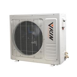 嘉峪关变频空气源热泵-变频空气源热泵品牌-唯金智能环境图片
