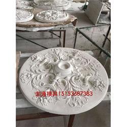 精品石膏线模具,宏通石膏模具(已认证),洛阳石膏线模具图片
