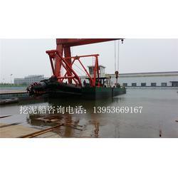 绞吸式清淤船,欧特环保,400方绞吸式清淤船图片