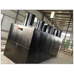 天津农村污水处理设备,诸城诺宇环保,农村污水处理设备效果显著图片