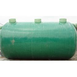 诸城诺宇环保|天津玻璃钢化粪池|玻璃钢化粪池工艺流程图片