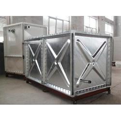 濮阳热镀锌水箱厂家|大丰水箱|定西热镀锌水箱厂家图片