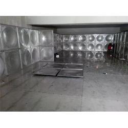 111立方不锈钢水箱-枣庄不锈钢水箱-大丰现场安装(查看)图片