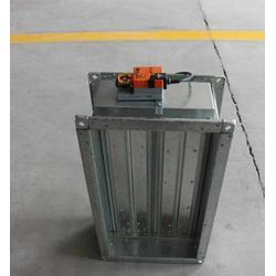 排烟防火阀-浙江防火阀-武汉汉伟利源冷暖设备图片