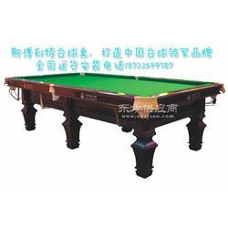 益动未来/S001美式落袋/优质木材/标准配置/经典台球桌图片