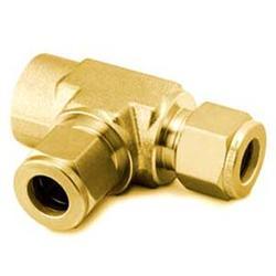镇江博纳德|铜制卡套式管接头|铜制卡套式气动管路接头图片