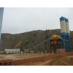 搅拌站-恒源建筑机械-小型混凝土搅拌站图片