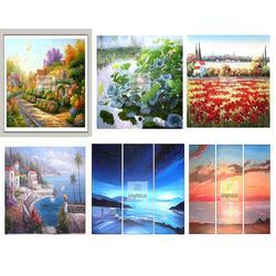 共享油画(图)、餐厅装饰画生产、餐厅装饰画图片