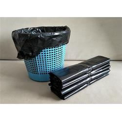河南黑色垃圾袋定制-彩色黑色垃圾袋定制-汇亨海包装图片