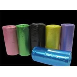 家用连卷垃圾袋,汇亨海包装,张家口连卷塑料垃圾袋图片