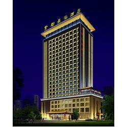 酒店灯光工程设计图片