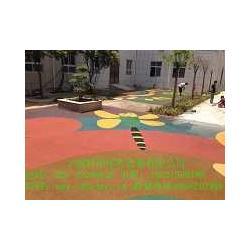 供应浦东新区优质塑胶幼儿园地面材料图片