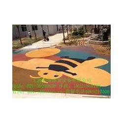 卢湾区优质塑胶幼儿园地面铺设施工公司图片