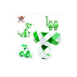 飞轮儿童益智玩具魔方 智力百变魔尺玩具厂家图片