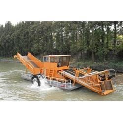打捞船,浒苔打捞船,晟河环保机械(优质商家)图片
