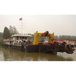 清淤船|晟河环保机械(在线咨询)|水面清淤船图片