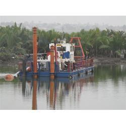 晟河环保机械(图)、河道清淤船、上海市清淤船图片