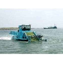 晟河环保机械(图),浒苔打捞船,打捞船图片