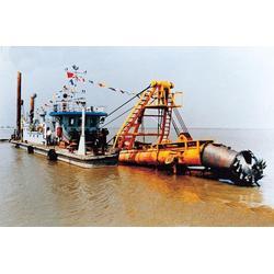 河北抽沙船、晟河环保机械、抽沙船图片