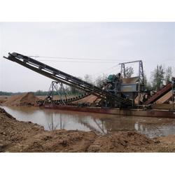 晟河环保机械-挖沙船-挖沙船厂家图片