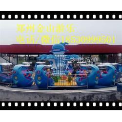 公园大型玩水游乐项目激战鲨鱼岛厂家直销图片