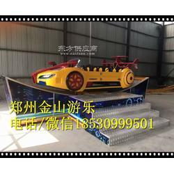 厂家直销火爆新型游乐设备弯月飘车多少钱图片