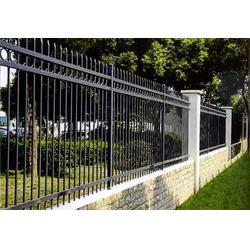 锌钢护栏、锌钢护栏、临朐富华铸造(多图)图片