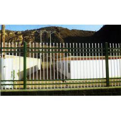 锌钢护栏_富华铸造_锌钢护栏图片