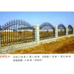 富华铸造,湖北铸铁护栏,铸铁护栏制作图片